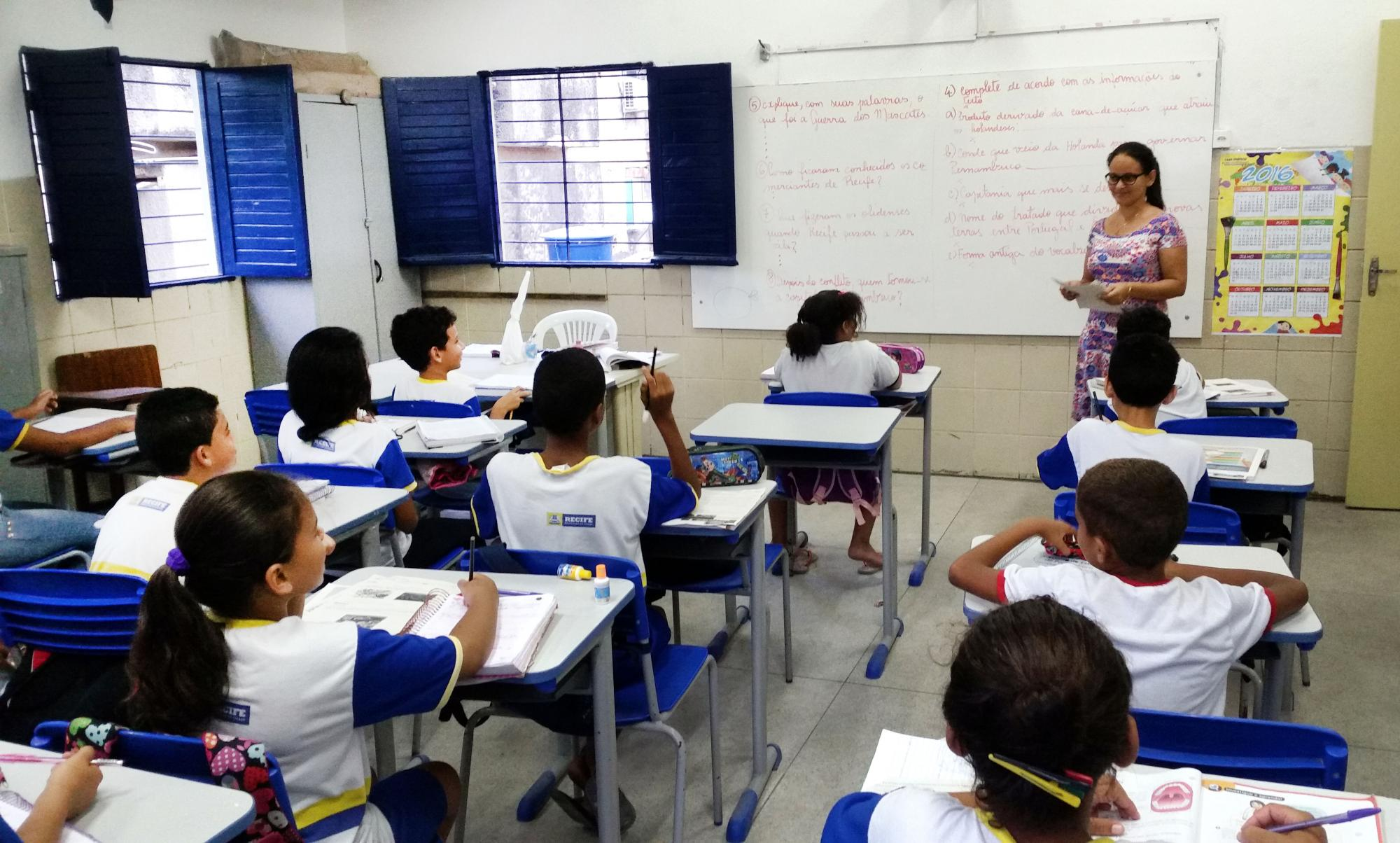 Desigualdade educacional no Distrito Federal ocupa o 1º lugar do país
